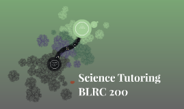 Free Science Tutoring