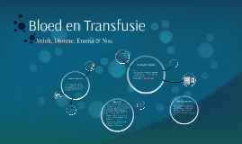 Bloed en Transfusie