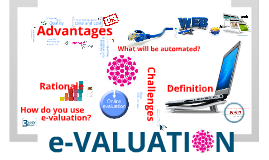 e-valuator: TEC online survey forms