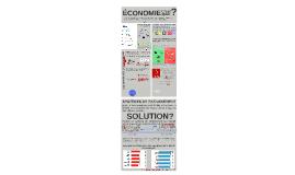 Semaine 1 et 2: Qu'est-ce l'économie?