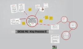 GCSE PE - Key Process C