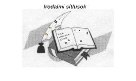 Irodalmi sítlusok