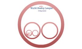 World Racing League (W.R.L.)