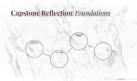 Capstone Reflection: