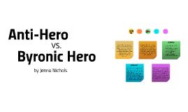 Anti-Hero vs.