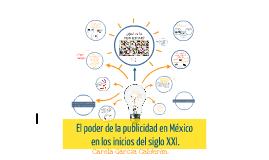 El poder de la publicidad en México de los inicios del siglo XXI