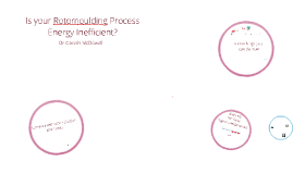 "South Africa: ""Is your Rotomoulding Process Energy Inefficient?""Dr G. McDowell, 493K Limited"