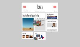 Copy of Texas