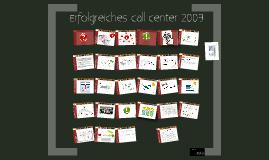Erfolgreiches Call Center 2009