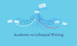 Academic vs Colloquial Writing