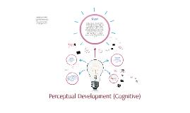 L3: Perceptual Development (Cognitive)