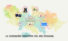 Copy of LA DIMENSIÓN COGNITIVA DEL SER HUMANO