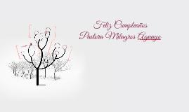 Copy of Feliz Cumpleaños
