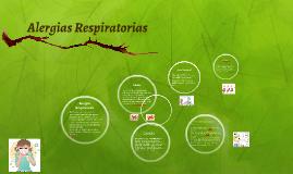 Copy of Alergias Respiratorias