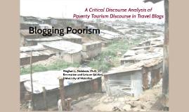 Blogging Poorism