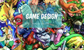 Copy of Game Design