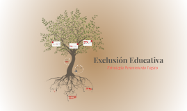 Exclusion Educativa