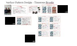 Copy of Surface Pattern Design