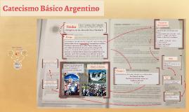 Presentación Catecismo Básico Argentino