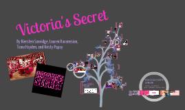 Copy of Victoria's Secret