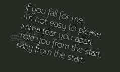 Song/Lyrics