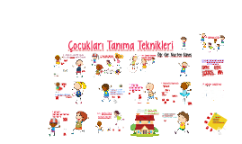 Çocukları Tanıma Teknikleri