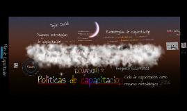 Capacitación Ecuador