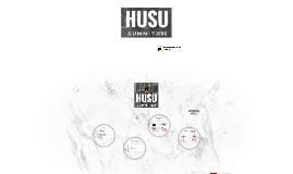 HUSU Summit 2016