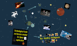 Space exploration- the Tools