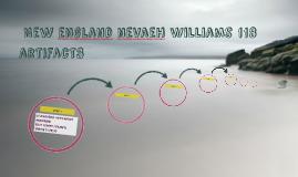 New egland nevaeh williams 118 arifact