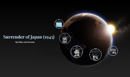 Surrender of Japan (1945)