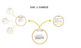 Copy of Kap 1: Familie
