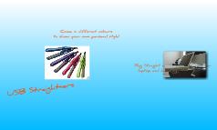 USB Straightners