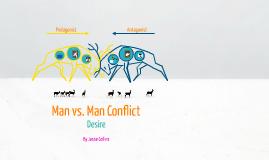 Final Project Man vs Man Conflict