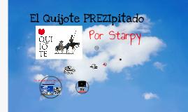 El Quijote PREZIpitado