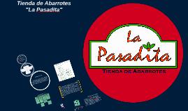 Copy of Tienda de Abarrotes