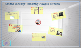 Copy of Online Safety- Meeting People Offline