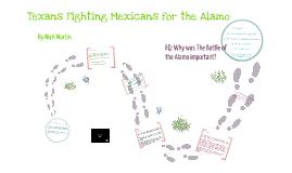 Alamo Presentation!!!
