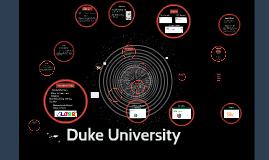 Copy of Duke University