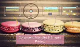 Congruent Triangles & Shapes Project