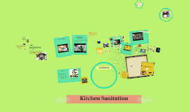 Copy of Kitchen Sanitation