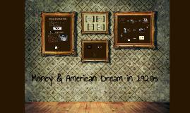 Copy of Copy of American Dream