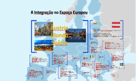 A Integração no Espaço Europeu