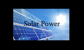 Over the years, solar power in Ontario has started to becom