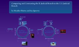 Illinois Judicial Branch vs. U.S. Judicial Branch