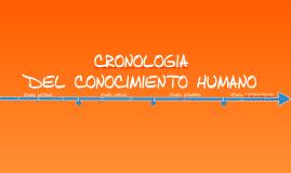 Copy of LINEA DEL TIEMPO CONOCIMIENTO