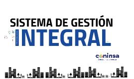 Sistema de Gestión Integral - CRH