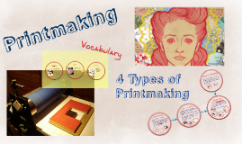 Copy of Types of Printmaking