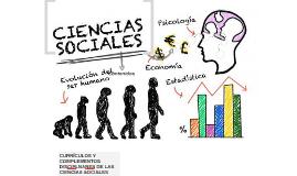 CURRÍCULOS Y COMPLEMENTOS DISCIPLNARES DE LAS CIENCIAS SOCIA