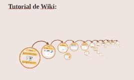 Wiki en Moodle